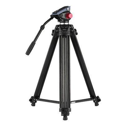 """Professional 72""""Aluminum Heavy Duty Video Stand Ball Head for DSLR"""