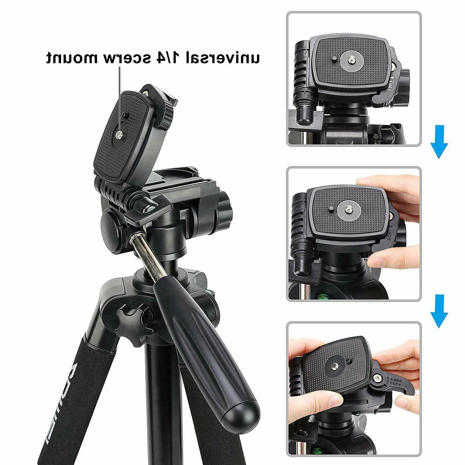 ZOMEI Lightweight Monopod Portable for