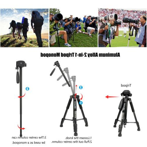 Monopod Portable for Canon Nikon