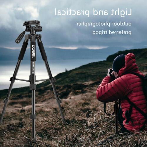 ZOMEI Lightweight Camera Monopod Portable for Canon Nikon