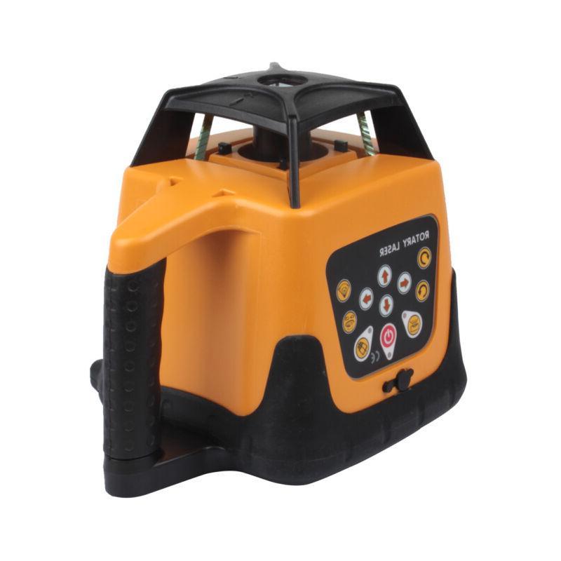 Ridgeyard Rotary Red Laser Kit 500M