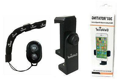 Universal Smartphone Tripod Holder iPhone 11 Pro Remote
