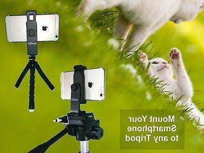 Universal Tripod Adapter Holder Mount 11 Pro Max & Remote