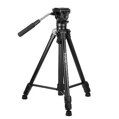 ZOMEI Head Tripod Portable DSLR Camera DV