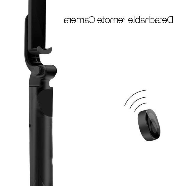 XT-09 Stick Tripod Holder Remote Size