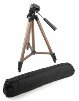 125cm Large Extendable Aluminium Binocular Tripod For Celest