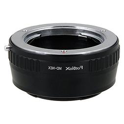 Fotodiox Pro Lens Mount Adapter - Minolta Rokkor  SLR Lens t