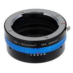 Fotodiox Pro Lens Mount Adapter - Yashica 230 AF SLR Lens to