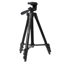 Lightweight Tripod 55-Inch, Aluminum Travel/Camera/Phone Tri
