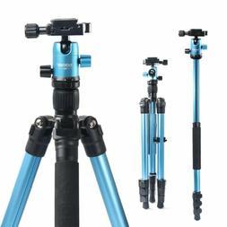 ZOMEI M3 Professional Camera Tripod Monopod Ball head for Di
