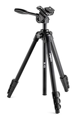 Velbon M45 62 inch Tripod with 3-way Panhead with Quick Rele