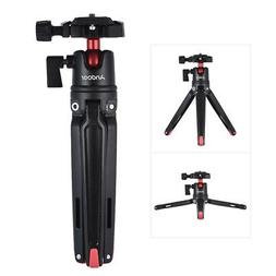 Andoer Mini Handheld Tripod Stand with Ball Head fr Canon Ni