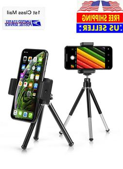 Mini Tripod for iPhone Samsung Galaxy Smartphone With Phone