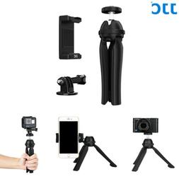 JJC Mini Tripod Kit for Compact DSLR&Mirrorless Cameras Ipho