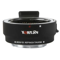 Viltrox Mount Adapter AF for Canon EF/EF-S Lenses to EOS M C