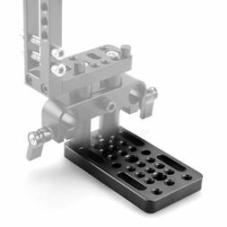 SmallRig Mounting Cheese Plate w/1/4 & 3/8 Thread Hole for C