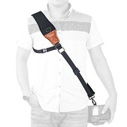 Movo MP-SS7 Rapid Action Over-The-Shoulder Camera Sling Stra