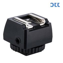 Jjc Msa-mis Standard Cold Shoe Adapter Converter For Sony Mu