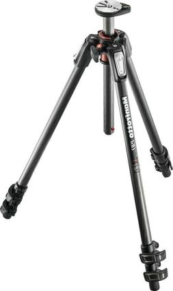 Manfrotto MT190CXPRO3 Carbon Fiber  3 Section Tripod with Q9