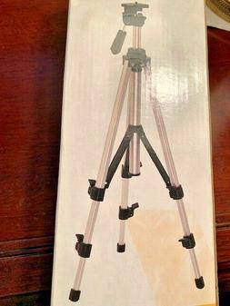 """NEW in Box 46"""" Tripod Model TT-300 Video/Photo/Digital"""