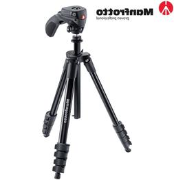 NEW MANFROTTO MKC3-H01 tripod for All Cameras And DSLR
