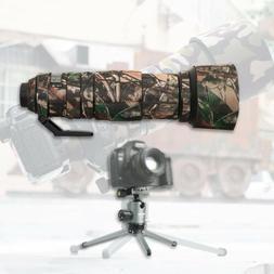 Nikon 200-500mm F5.6 VR Camera Lens Protective Coat Cover &