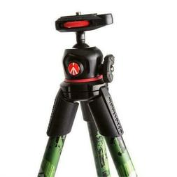 Manfrotto off Road Green Offroad Tripod Hiking Tripod Photo