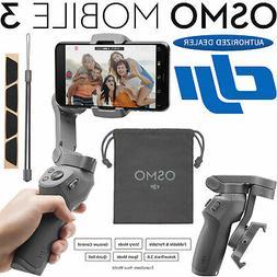 DJI Osmo Mobile 3 Gimbal Stabilizer for Smartphones Lightwei