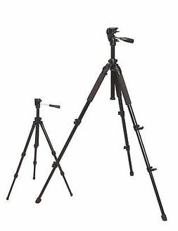 Bushnell Outdoor Products Tripod, Stand-Up, Flat, L61In   78