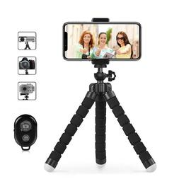 Phone Tripod, PacGo Flexible and Portable Cell Phone Tripod