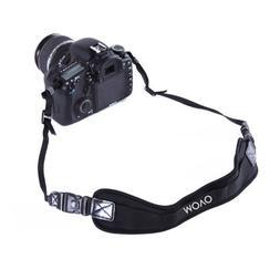 Movo Photo NS-2 Shock-Absorbing Padded Neoprene Camera Neck