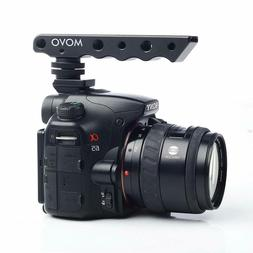 Movo Photo Svh6-Sy Video Stabilizing Top Handle, Cold Shoe E