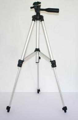 """Compact Photo - Video 50"""" Pro Tripod With Case For Nikon D35"""