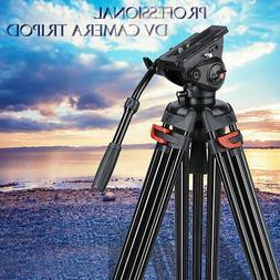 "Photography Studio 72"" Heavy Duty Tripod Monopod Ball Head f"