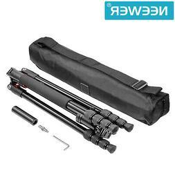 Neewer Portable 64-inch Alluminum Alloy Camera Tripod Monopo