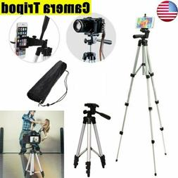 Portable Camera Tripod Digital Camcorder Video Stand Holder