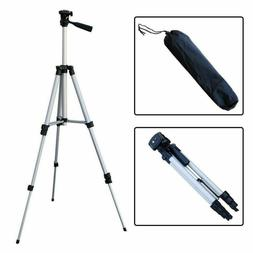 Portable Professional Adjustable Camera Tripod Stand Cell Ph