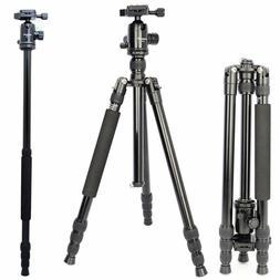 koolehaoda 65-inchs Professional Camera Tripod Monopod with
