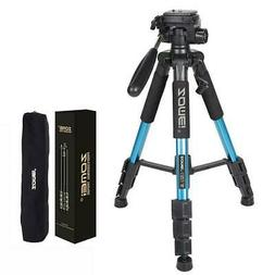 q111 portable travel tripod for slr camera