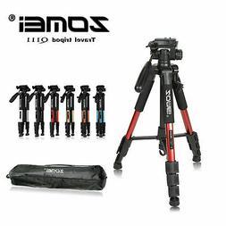 Zomei Q111 Professional Heavy Duty Portable Tripod &Pan Head