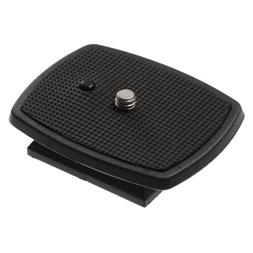 QB-4W Quick Release Plate Platform for Velbon CX-444 Sony VC