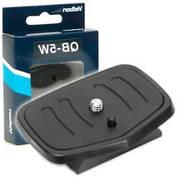 Velbon Quick Release Plate QB-5W for CX-560 CX-660 CX-684 DF