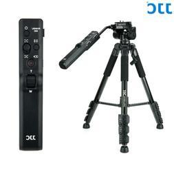 JJC Remote Control Tripod fr Sony A7 III II A7S II A7R IV II
