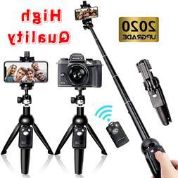 Selfie Stick Tripod Bluetooth, 40 Inch Professional High Qua