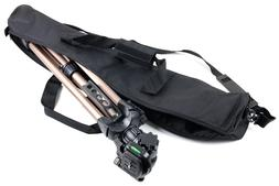 Tough Water-Resistant Nylon Tripod Carry Bag/Cover for Large