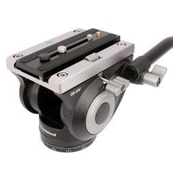 koolehaoda Tripod Head Heavy Duty Video Camera Tripod Fluid