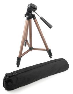 Aluminium Tripod with Extendable Legs for the Nikon D5600 Ca