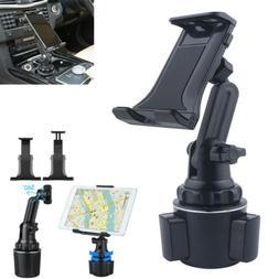 Universal Car Mount  Stand Adjustable Cup Holder Cradle For