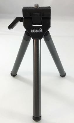 Universal Mini Tabletop Travel Tripod Stabilizer Stand Holde