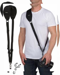 MOVO Universal Rapid Camera Sling Strap with Quick Release C
